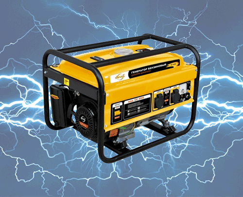Types of Diesel and gasoline generators