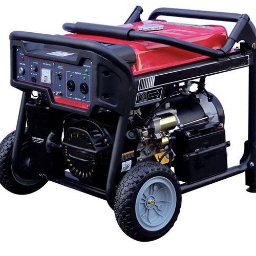ژنراتور دیزلی یا موتور برق بنزینی