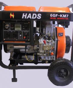 موتور برق دیزلی 7.5 کیلو وات