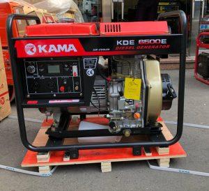موتور برق دیزلی HADS 6.5kw
