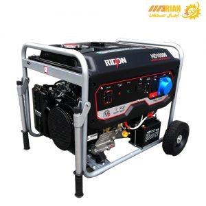 موتور برق بنزینی RIDSON مدل HD10500